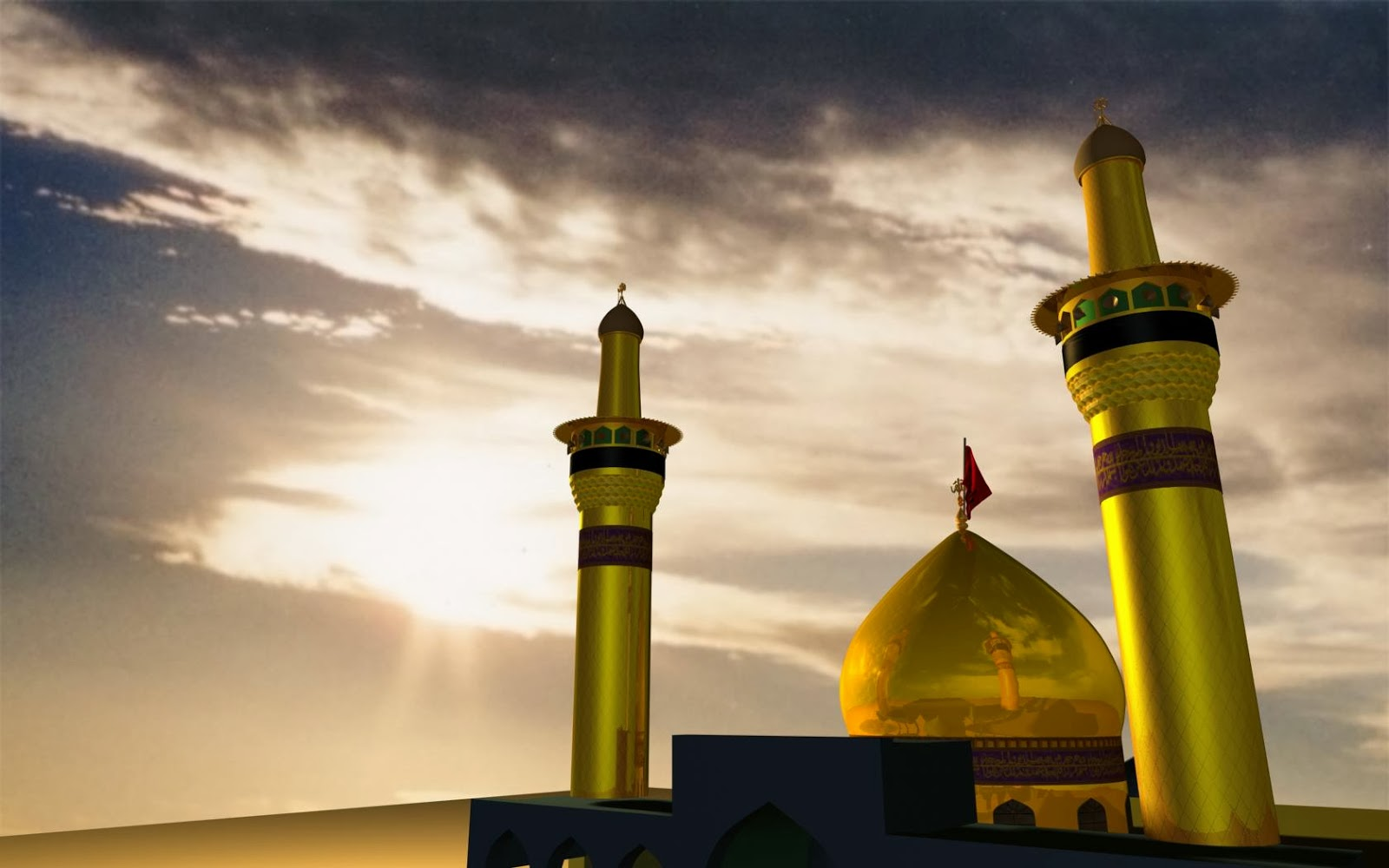 Non Muslim Perspective On The Revolution Of Imam Hussain: Imam Hussain(AS) Inspires....