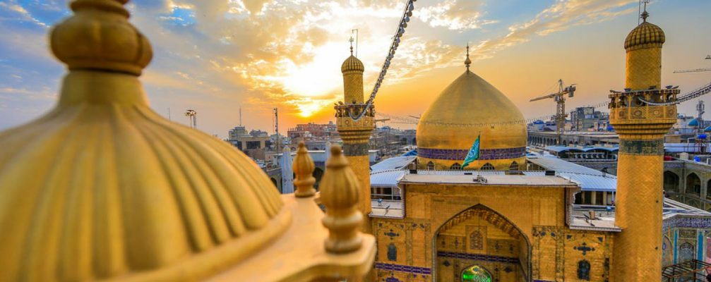 The Lofty Station of Imam Ali ibn Abi Talib