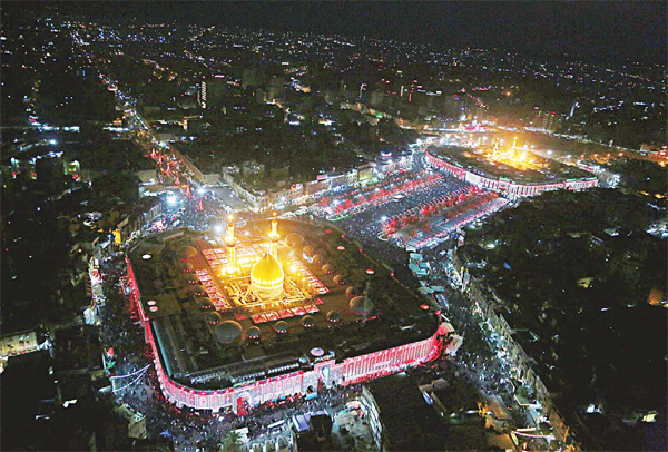 The Rewards and Merits of Visiting the Grave of Imam Hussain (a)