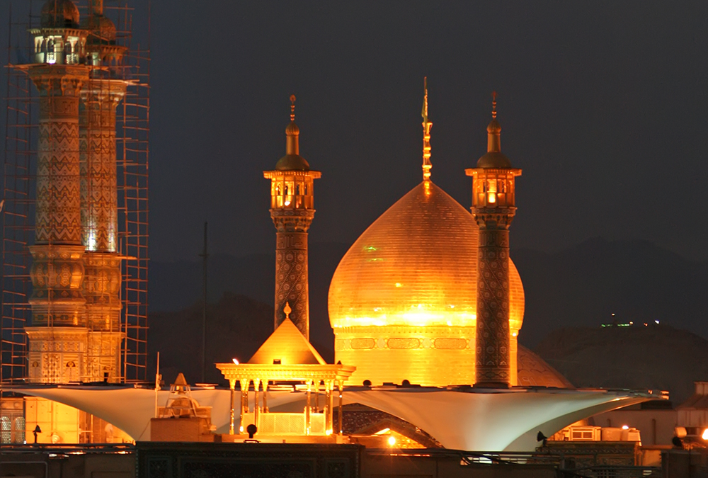 Aspects from the biography of the pious Lady Hazrat Masooma of Qum